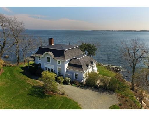 Maison unifamiliale pour l Vente à 7 CURTIS POINT Beverly, Massachusetts 01915 États-Unis