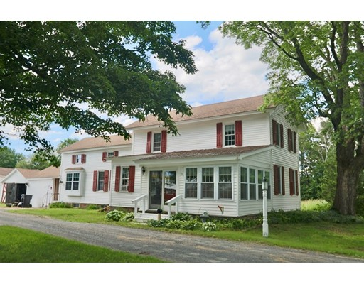 Single Family Home for Sale at 232 Montgomery Road 232 Montgomery Road Westfield, Massachusetts 01085 United States