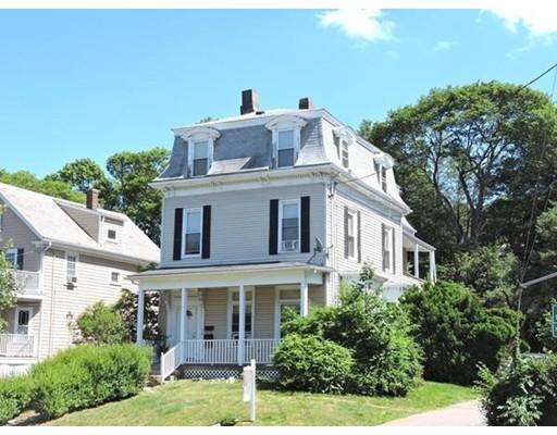 Многосемейный дом для того Продажа на 354 Beale Street Quincy, Массачусетс 02170 Соединенные Штаты
