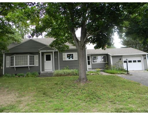 独户住宅 为 销售 在 99 Bellwood Road Springfield, 马萨诸塞州 01119 美国
