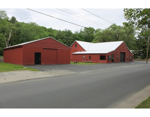 Commercial for Sale at 9 Main Street 9 Main Street Cummington, Massachusetts 01026 United States