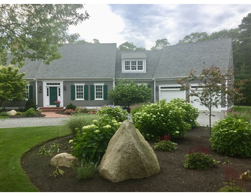 Single Family Home for Sale at 109 Captains Village 109 Captains Village Brewster, Massachusetts 02631 United States