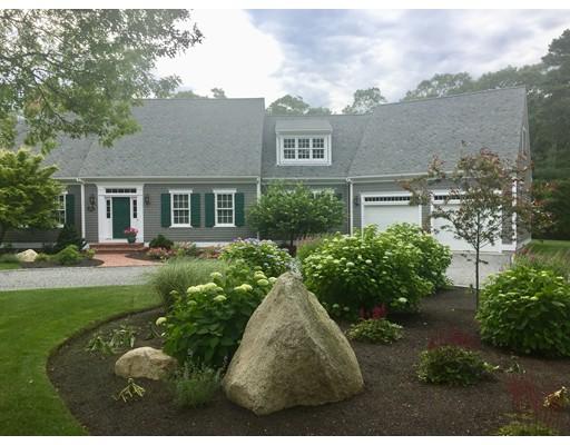 Частный односемейный дом для того Продажа на 109 Captains Village 109 Captains Village Brewster, Массачусетс 02631 Соединенные Штаты
