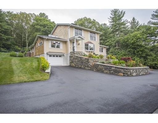 واحد منزل الأسرة للـ Sale في 49 Old Greenville Road North Smithfield, Rhode Island 02896 United States
