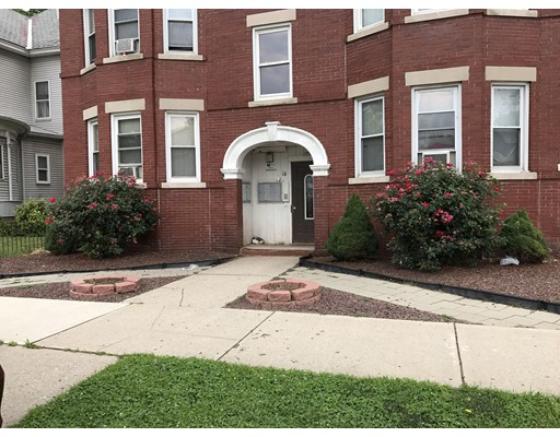 Single Family Home for Rent at 16 Sheldon Street Springfield, Massachusetts 01107 United States
