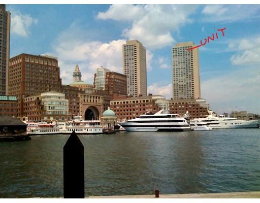 Casa Unifamiliar por un Alquiler en 85 East India Row Boston, Massachusetts 02110 Estados Unidos