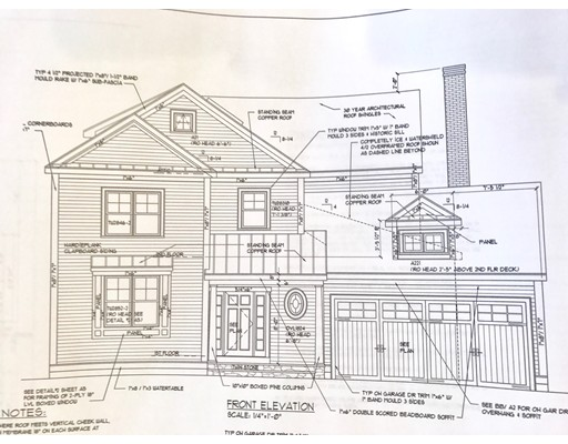Maison unifamiliale pour l Vente à 36 nickerson 36 nickerson Newton, Massachusetts 02467 États-Unis