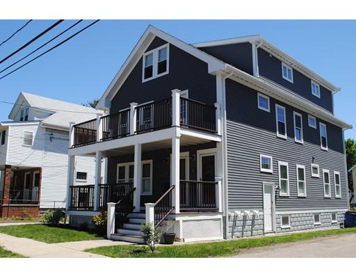 Apartamento por un Alquiler en 78 Chandler St. #2 Arlington, Massachusetts 02474 Estados Unidos