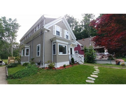 Single Family Home for Sale at 86 Page Street 86 Page Street Avon, Massachusetts 02322 United States
