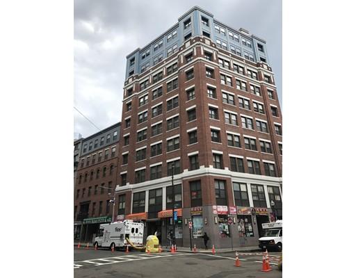 Single Family Home for Rent at 40 Harrison Avenue Boston, Massachusetts 02111 United States