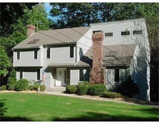 Single Family Home for Rent at 199 Spring Street Hopkinton, Massachusetts 01748 United States