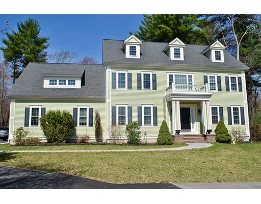Single Family Home for Sale at 45 June Ter Canton, Massachusetts 02021 United States
