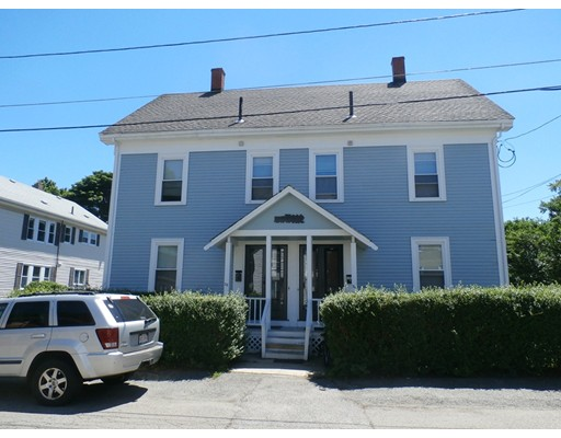 Multi-Family Home for Sale at 28 Curtis Street Medford, Massachusetts 02155 United States