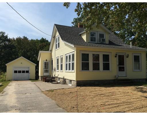 واحد منزل الأسرة للـ Sale في 201 So. Mammoth Road Manchester, New Hampshire 03109 United States