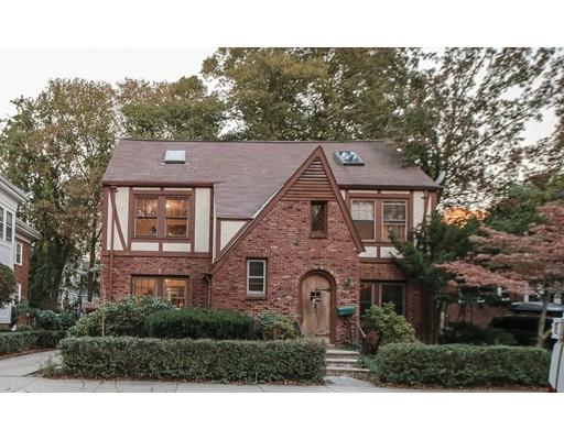 Maison accolée pour l à louer à 35 Greycliff Rd #2 35 Greycliff Rd #2 Boston, Massachusetts 02135 États-Unis