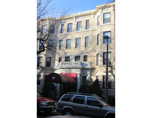 Single Family Home for Rent at 31 QUEENSBERRY Street Boston, Massachusetts 02215 United States