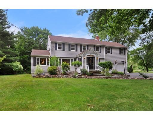 Single Family Home for Sale at 36 Glenridge Drive Bedford, Massachusetts 01730 United States