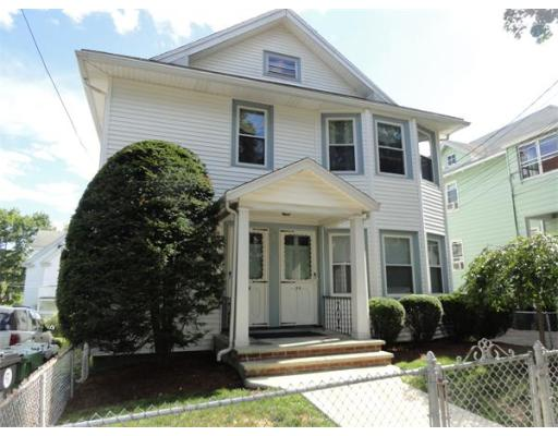 Single Family Home for Rent at 98 Putnam Street Watertown, Massachusetts 02472 United States
