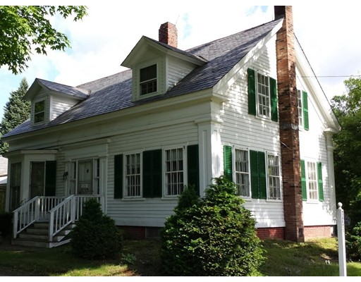 Single Family Home for Sale at 135 South Street 135 South Street Bernardston, Massachusetts 01337 United States