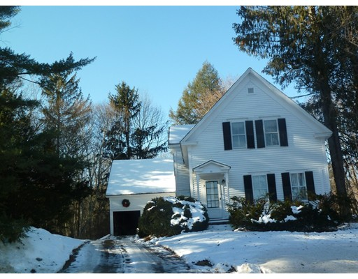 Single Family Home for Sale at 11 Orange Road 11 Orange Road Warwick, Massachusetts 01364 United States