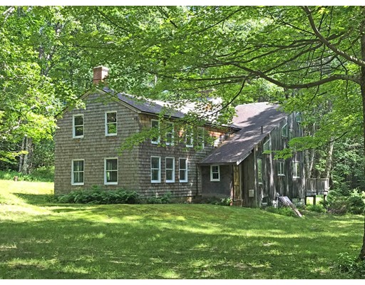 Casa Unifamiliar por un Venta en 62 Ingraham Drive Heath, Massachusetts 01346 Estados Unidos