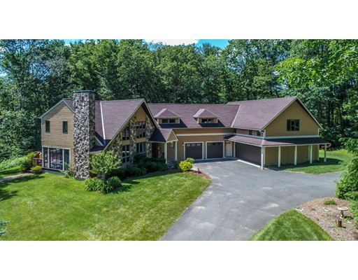 Casa Unifamiliar por un Venta en 1086 Brickyard Road 1086 Brickyard Road Athol, Massachusetts 01331 Estados Unidos