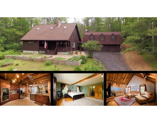 Maison unifamiliale pour l Vente à 46 Wales Road Holland, Massachusetts 01521 États-Unis