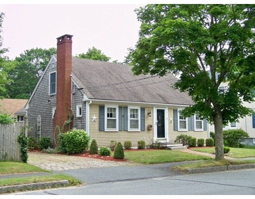 Casa Unifamiliar por un Venta en 23 South Street Fairhaven, Massachusetts 02719 Estados Unidos