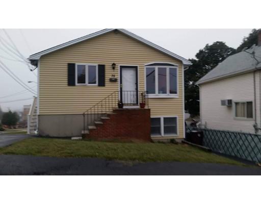 Casa Unifamiliar por un Alquiler en 75 North Avenue Revere, Massachusetts 02151 Estados Unidos
