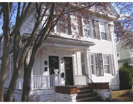 Single Family Home for Rent at 220 Main Street Medford, Massachusetts 02155 United States