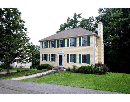 Single Family Home for Sale at 9 Dettling Road 9 Dettling Road Maynard, Massachusetts 01754 United States