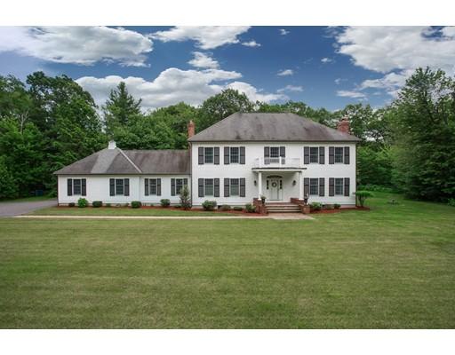 Maison unifamiliale pour l Vente à 120 Wachusett Street Rutland, Massachusetts 01543 États-Unis