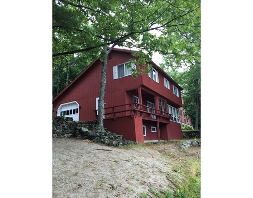 Single Family Home for Sale at 58 Paradise Island Rindge, New Hampshire 03461 United States