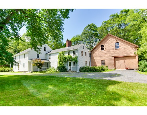 Single Family Home for Sale at 156 Pleasant Street Northborough, Massachusetts 01532 United States