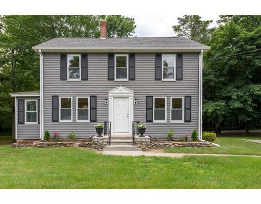 واحد منزل الأسرة للـ Sale في 153 Central Street Millville, Massachusetts 01529 United States