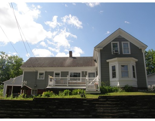 Single Family Home for Sale at 48 King Street 48 King Street Orange, Massachusetts 01364 United States