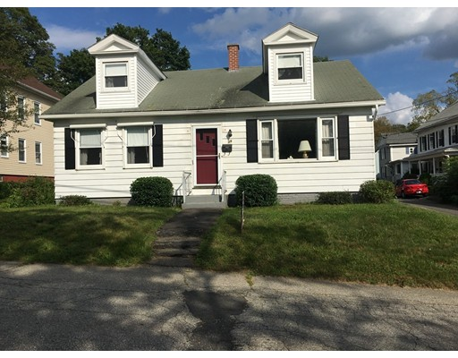 Single Family Home for Sale at 39 Bank Street Ware, 01082 United States