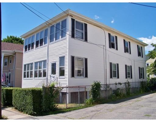 Maison avec plusieurs logements pour l Vente à 8 Winsor Street 8 Winsor Street Fairhaven, Massachusetts 02719 États-Unis