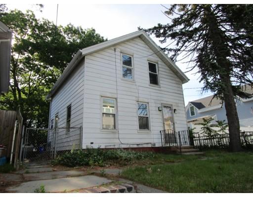 Частный односемейный дом для того Продажа на 619 Lonsdale Avenue Central Falls, Род-Айленд 02863 Соединенные Штаты