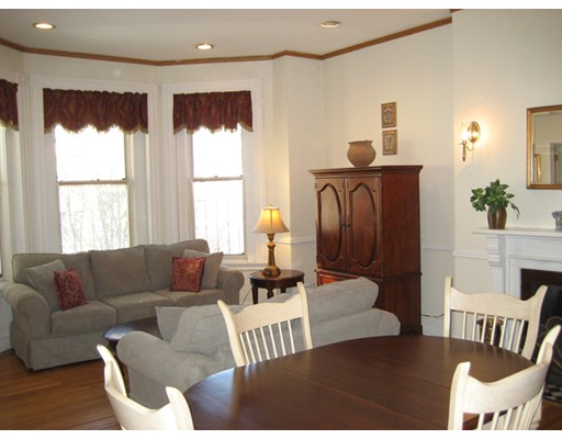 Casa Unifamiliar por un Alquiler en 335 Beacon Street Boston, Massachusetts 02116 Estados Unidos