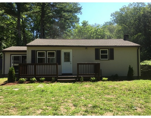 Single Family Home for Sale at 76 Harris Street 76 Harris Street Granby, Massachusetts 01033 United States