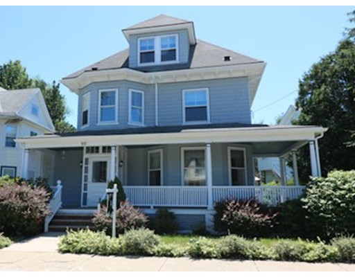 Single Family Home for Sale at 98 SOMERSET AVENUE Winthrop, Massachusetts 02152 United States