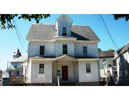 Single Family Home for Rent at 1066 Middlesex Lowell, Massachusetts 01851 United States