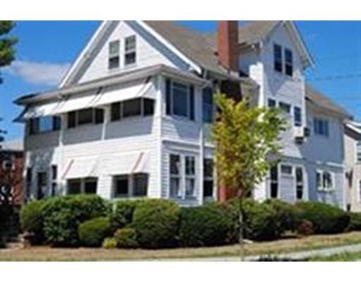 Single Family Home for Rent at 327 Massachusetts Avenue Arlington, Massachusetts 02474 United States