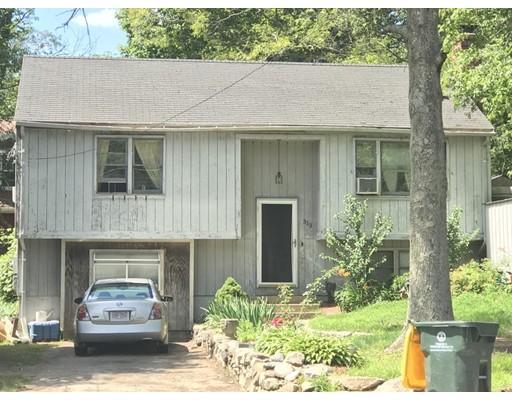 Single Family Home for Sale at 313 Chestnut Street 313 Chestnut Street Franklin, Massachusetts 02038 United States
