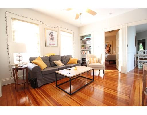 独户住宅 为 出租 在 239 Allston Street 坎布里奇, 马萨诸塞州 02139 美国