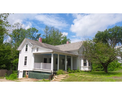 Single Family Home for Sale at 15 S Maple Street 15 S Maple Street Brookfield, Massachusetts 01506 United States