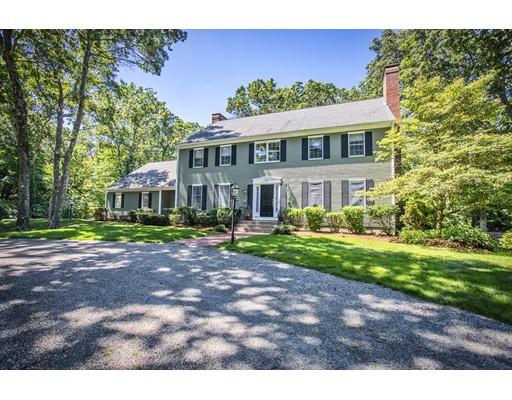Частный односемейный дом для того Продажа на 20 Fairway Drive 20 Fairway Drive Seekonk, Массачусетс 02771 Соединенные Штаты