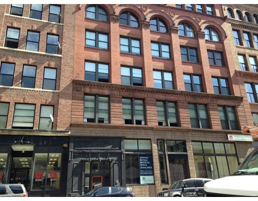 Casa Unifamiliar por un Alquiler en 116 Lincoln Street Boston, Massachusetts 02111 Estados Unidos