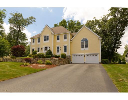 Maison unifamiliale pour l Vente à 1 Talbot Lane Chelmsford, Massachusetts 01824 États-Unis